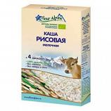Fleur Alpine GLUTEN FREE Baby Cereal Rice w/ Milk 4 Months+, 6.17 oz/ 175 g