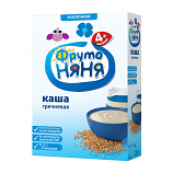 Organic Buckwheat Porridge No Preservatives 200g/7.05oz Fruto Nyanya