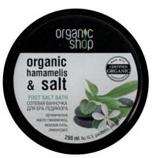 Organic Hamamelis and Salt Foot Salt Bath 250ml