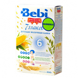 Baby Milk Porridge 7 Cereals 6 months+, 7.05oz (200g)