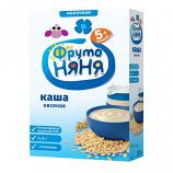 Organic Oatmeal No Preservatives 200g/7.05oz Fruto Nyanya