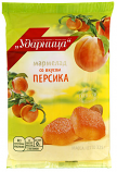 Marmalade Udarnitsa with peach, 325 g